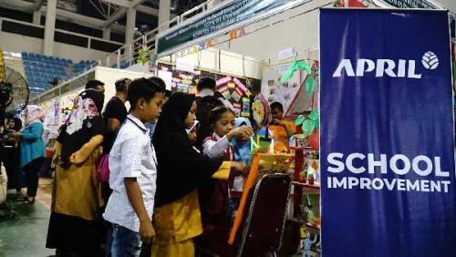 Puluhan Sekolah Dasar di Siak Antusias Ikuti Pameran Pendidikan