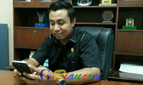 Bermasalah, Komisi II DPRD Pelalawan Akan Tinjau Saluran Pembuangan Limbah Cair PT MAS di KKPA Dusun Tua