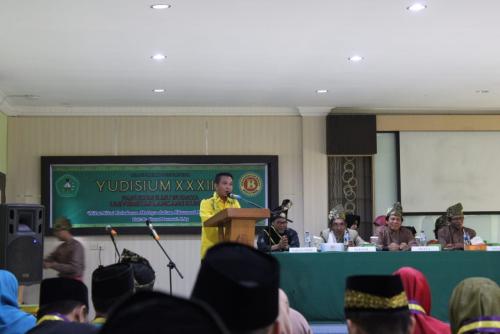 Alumnus Fakultas Ilmu Budaya Unilak Diharapkan Jadi Garda Terdepan Wujudkan Visi Misi Riau