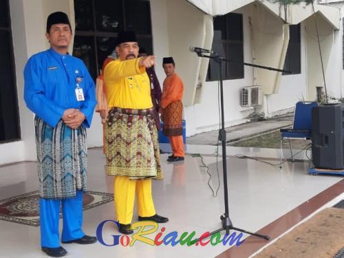 Sidak Dinas Kelautan dan Perikanan Riau, Wagubri Edy Nasution: Yang Melanggar Aturan Ditindak Tegas