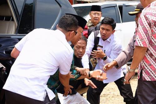 Penusuk Wiranto Dikenal Cerdas, Lulusan Fakultas Hukum Universitas Ternama yang Rumahnya Digusur Bangun Jalan Tol