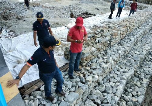 Pembangunan Fasilitas Dermaga Semukut Ditargetkan Selesai November Mendatang