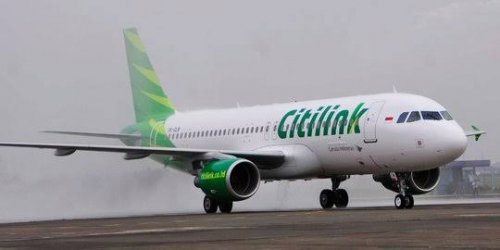 Pesawat Citilink Tujuan Pekanbaru Kembali ke Bandara Soetta Sesaat Usai Lepas Landas