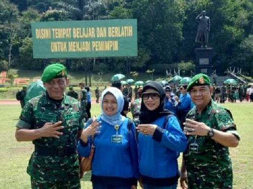 Hadiri Upacara Wisuda Purnawira Pati TNI AD di Magelang, Wagubri Terpilih: Saya Tidak akan Melupakan Jati Diri Sebagai Prajurit