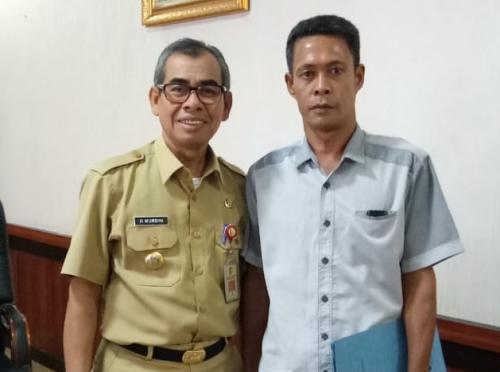 Utus 14 Atlet, Kuansing Targetkan Medali di Kejurprov PBSI Riau Bupati Inhu Cup 2019