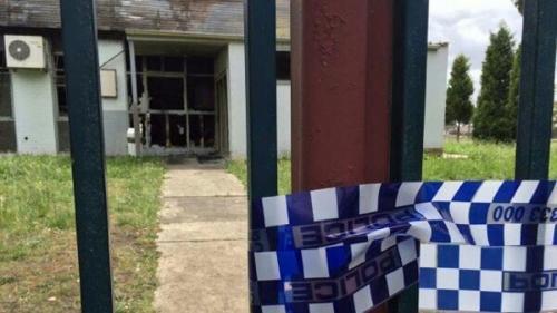 Pusat Aktivitas Komunitas Muslim di Australia Ludes Terbakar
