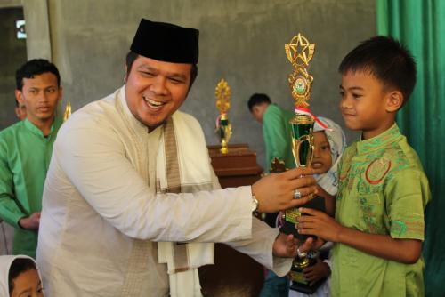 Andi Putra, Dua Kali Pimpin DPRD Kuansing Bukti Dicintai Rakyat