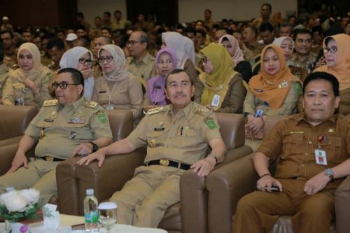Penetapan Status Siaga Karhutla di Riau Dipercepat, Gubri: Januari Sudah Ditetapkan