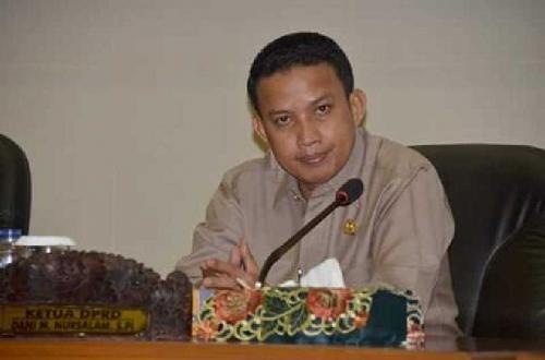 Dinilai Lebih Bermanfaat, Ketua DPRD Inhil Lebih Rekomendasi Pembuatan Sumur Bor daripada PAH