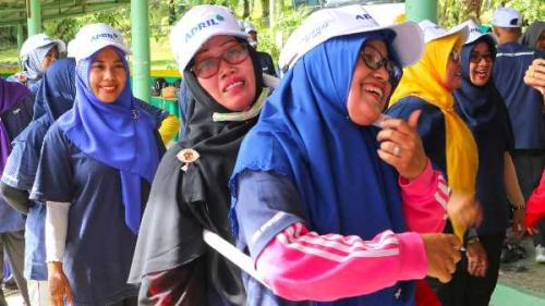Puluhan Fasda School Improvement Ikuti Raker dan Gathering di RAPP