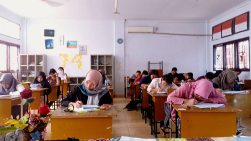 IMR-UI Sukses Gelar Try Out SBMPTN