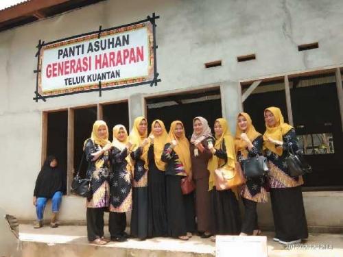 IKAPTK Bantu Pembangunan Panti Asuhan Generasi Harapan