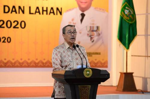 Ini 13 Kebijakan Strategis Pemprov Riau Antisipasi Karhutla