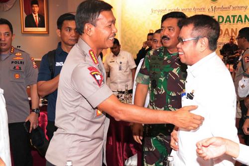 Plt Bupati Bengkalis Siap Tindak Lanjuti Amanat Panglima TNI dan Kapolri