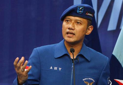 Konsolidasi Partai, AHY Gelar Temu Kader di Pekanbaru