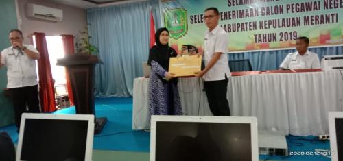 Tes SKD CPNS Kepulauan Meranti Ditutup, 820 Peserta Lulus Passing Grade
