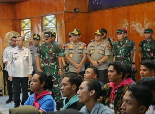 Antisipasi Karhutla, Kabupaten yang Jarang Hujan di Riau Segera Dilakukan Modifikasi Cuaca