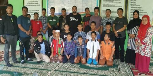 Sekwan Touring Club Riau Bakal Kunjungi Kabupaten-Kota se Riau untuk Bakti Sosial