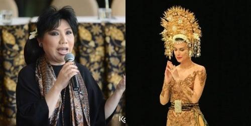 Padukan Suntiang Minang dengan Kebaya Terbuka, Anne Avantie Minta Maaf, Ini Tanggapan Pemprov Sumbar