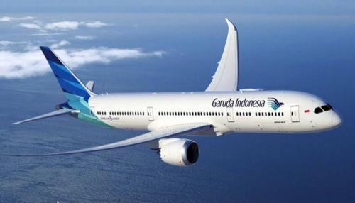 Penumpang Gugat Garuda Indonesia Rp11,25 Miliar Gara-gara Air Panas