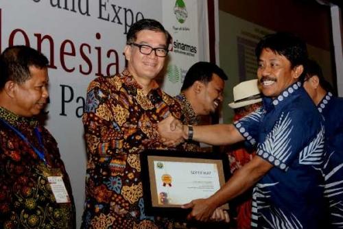 PTPN V Tampil Sebagai Perusahaan Negara Penerima ISPO Terbanyak