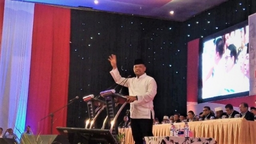 Kata Gatot, Setelah Dirinya Diganti Sebagai Panglima TNI Para Perwira Tinggi Terbaik Dicopot