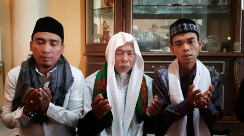 Ikbal Sayuti, Caleg DPR RI dari PPP Dapil Riau 2 Ini Ingin Mewakafkan Diri untuk Agama, Masyarakat dan Bangsa