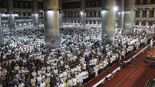 Kemenag Terbitkan Panduan Ibadah Ramadhan dan Idul Fitri 1442 H, Ini Isi Lengkapnya