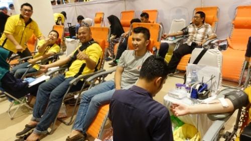 Sambut Ramadhan 1439 H dan Waisak 2562 BE, IKPTB Gelar Baksos Donor Darah di Transmart Pekanbaru Minggu Besok