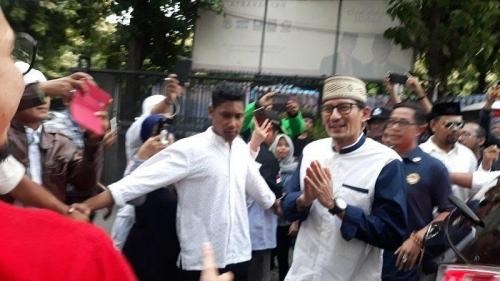 Sejumlah Relawan Prabowo Keracunan Usai Demo di Bawaslu, Gejalanya Mirip Dialami Petugas KPPS Warakas