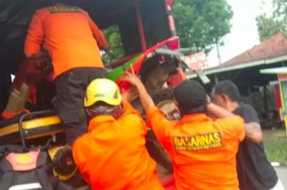 Hindari Penyekatan dan Mudik Lewat Jalur Sungai, Tiga Orang dari Riau Hanyut Saat Masuk Sumbar