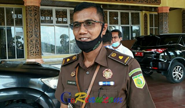Kejari Pelalawan Periksa 15 Orang Terkait Kasus Dugaan Pungli PTSL Bagan Limau