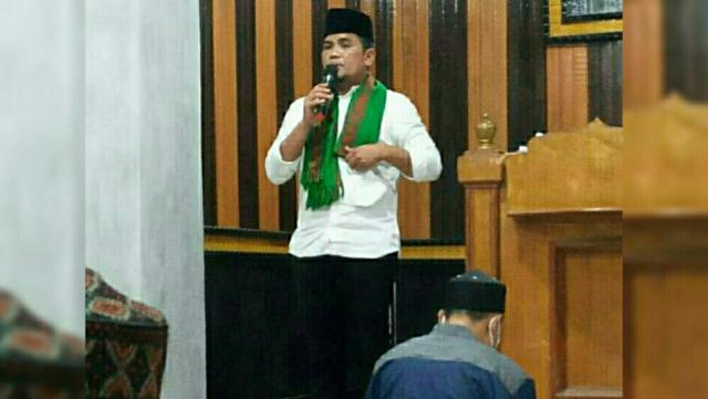 Bupati Zukri Ingatkan Masyarakat Disiplin Prokes, Ini Aturan Pelaksanaan Salat Idul Fitri di Pelalawan