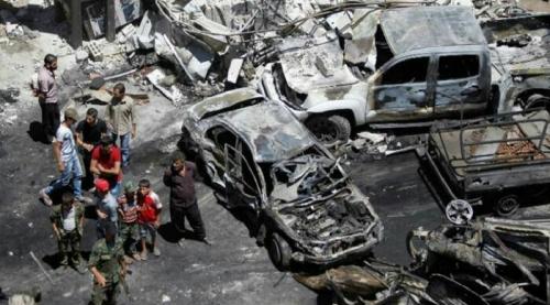 2 Bom Meledak Dekat Makam Cucu Nabi Muhammad, 20 Tewas, Puluhan Luka-luka
