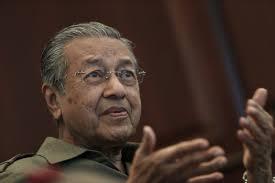 Kok Mahathir Mohamad Melawan Partai Lamanya dan Bekerjasama Dengan Musuh Bebuyutan UMNO?, Aneh..
