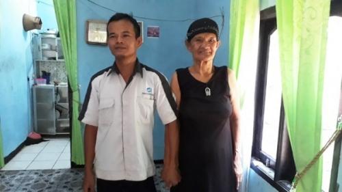 Nenek 78 Tahun Nikahi Pemuda 28 Tahun di Cileungsi, Kini Dikabarkan Hamil 7 Bulan
