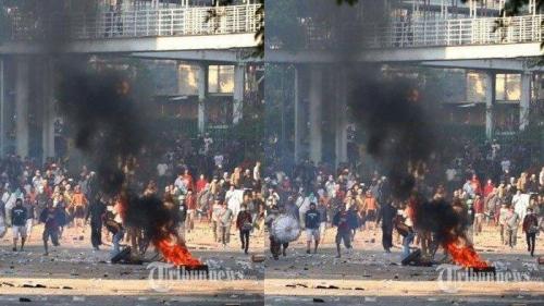 Amnesty: Polisi Tak Jelaskan Pelaku Penembakan dalam Kerusuhan 22 Mei, Menyakitkan bagi Keluarga Korban