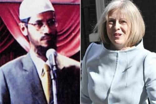 PM Baru Inggris Yang Akan Menggantikan David Cameron Ini Dulunya Pernah Memboikot Pendakwah Asal India, Kenapa?
