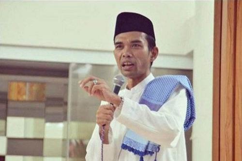 Ustad Abdul Somad Terpilih Jadi Duta Zakat Indonesia