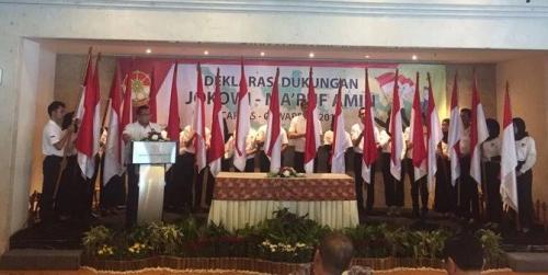 Dukung Jokowi, 12 Purnawirawan Jenderal Bentuk Cakra 19, Ini Daftar Namanya