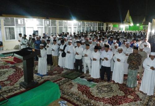 Malam Ini PWNU Riau Gelar Salat Istisqa dan Santuni 500 Anak Yatim
