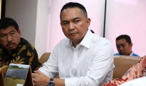 Askhara Danadiputra Ditunjuk Jadi Dirut PT Garuda Indonesia