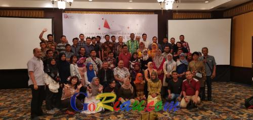 Menambah Wawasan Media Massa Tentang Industri Jasa Keuangan, Ini yang Dilakukan OJK KR 5 Sumatera Bagian Utara