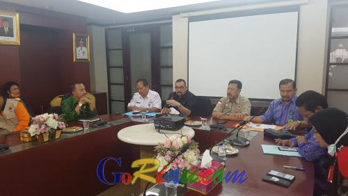 Kualitas Udara Enam Daerah di Riau Masuk Kategori Berbahaya