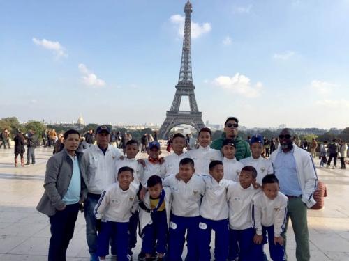 Tiba di Prancis, Indonesia Muda U-12 Lakukan Penyesuaian Diri