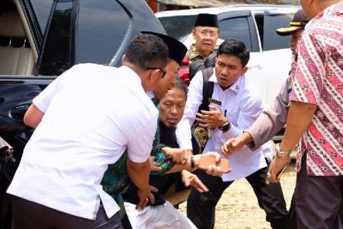 Sebut Wiranto Pantas Digantung, PNS di Kampar Diperiksa Polisi