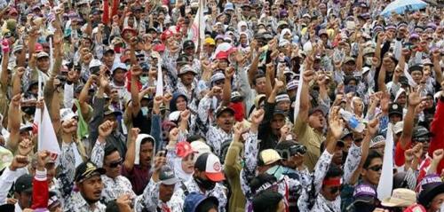 UU ASN Direvisi, Honorer K2 Optimistis Tahun Depan Diangkat CPNS
