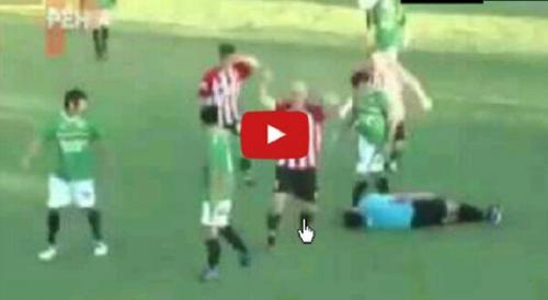 Diserang Pemain, Wasit Tewas di Lapangan Sepakbola