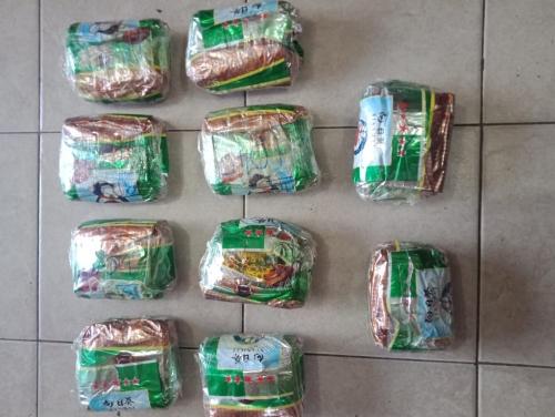 Nahkoda Kapal Pembawa 10 Kg Sabu di Bengkalis Riau Dibayar Rp3 Juta