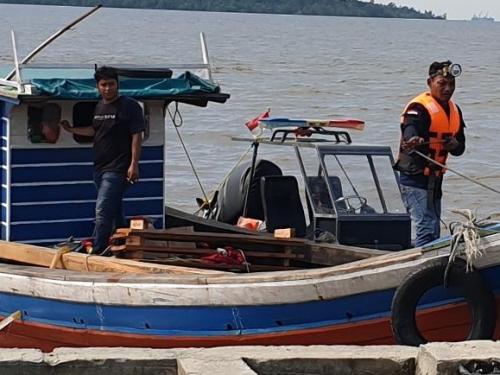 Nahkoda Kapal Pembawa 10 Kg Sabu di Bengkalis Riau Ternyata Masih Pelajar